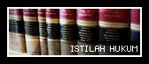 Istilah Hukum